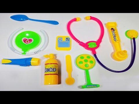 العاب اطفال لعبة ادوات دكتور الاسنان الجديدة
