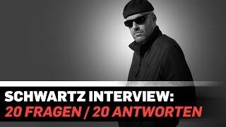 Interview: Schwartz in 20 Fragen / 20 Antworten