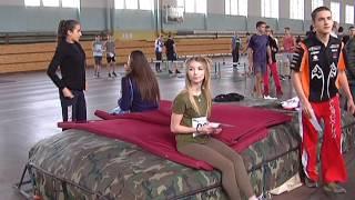 Симферопольские школьники сдают нормативы ГТО