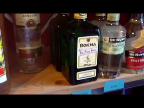 Dutch Gin a.k.a. Jenever Museum , Schiedam , The Netherlands.