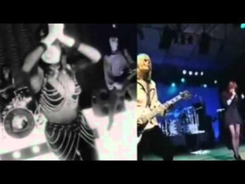 Divinyls Rock Block(feat. Christinia Amphlett)4 great vids!