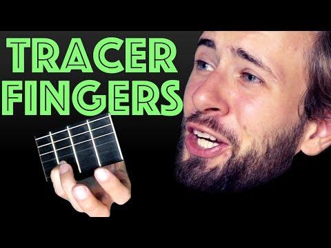Guitar Lesson Tracer (Guide) Finger - HOT TIPS FOR YOUR TIPS - Episode 2