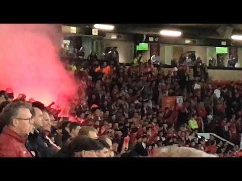 Manchester United v Benfica | Match Day Vlog | UEFA Champions League Group A | 31.10.2017