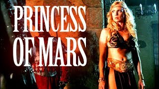 Princess of Mars (Atemberaubender Fantasy, Science Fiction, kompletter Spielfilm, Film) free Movie