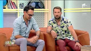 """Dani Oțil, cu cămașa pe dos în emisiune: """"Nici vrăjile nu vreau să nu se prindă de mine"""""""