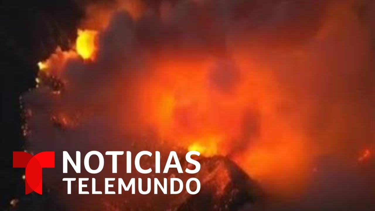 Noticias Telemundo 11:00 PM, 2 de agosto 2020 | Noticias Telemundo