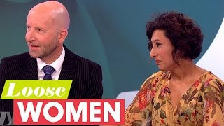 Saira Khan's Husband Speaks Out About Her Open Relationship Comments | Loose Women