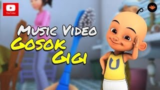 Upin & Ipin - Gosok Gigi [Music Video]