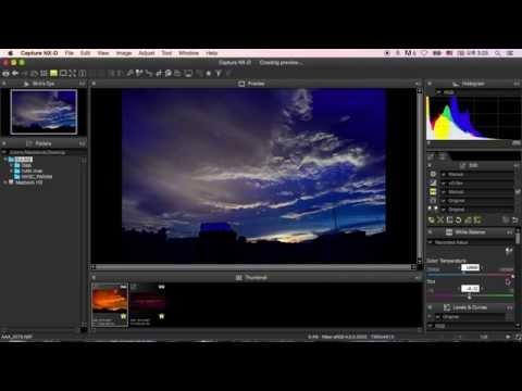 Capture Nx D уроки - фото 8
