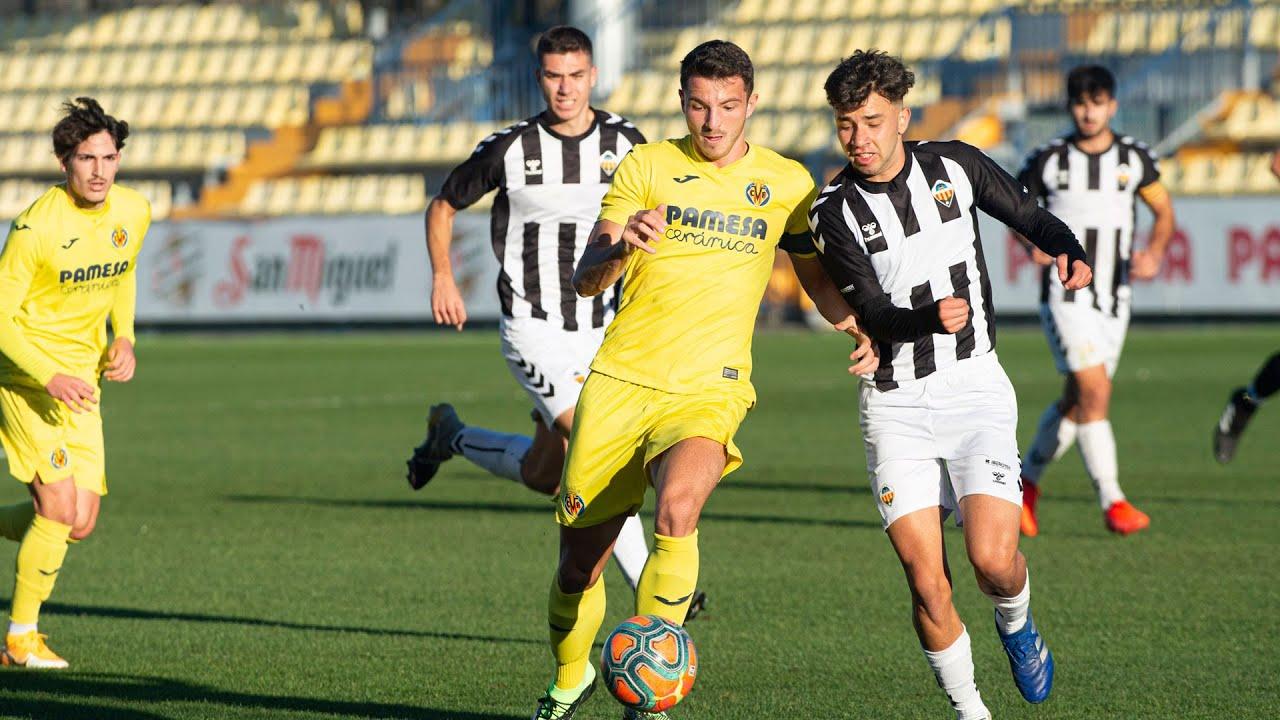 Promo Juvenil A vs Levante UD
