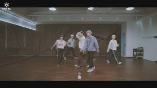 ASTRO - All Night [DANCE PRACTICE + MIRRORED + SLOW 100%]