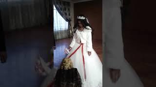 Рустам и Динара Курдская Свадьба город Чу 11.12.17г)))(3)
