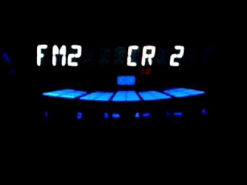Radio ČRo 2 - Praha Emfpang  in Ost-MV