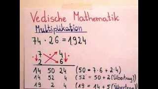 Vedische mathematik
