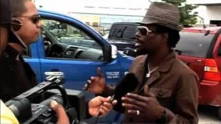 TurtleMan & Ras indio News 5 Belize City