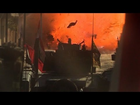 Inside shocking gun battle in Mosul