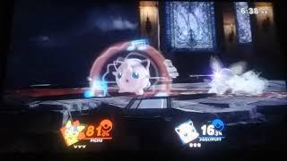 Super Smash Bros Ultimate: Pichu vs Jigglypuff