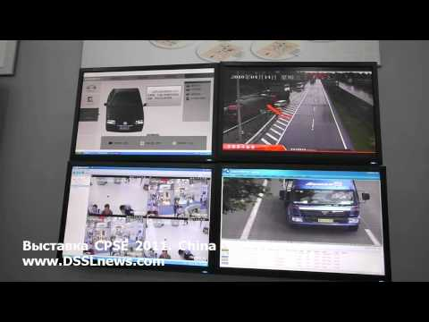 Видеонаблюдение для пассажирского транспорта, установка