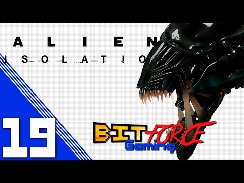 Alien Isolation - Part 19: Humane Assistance