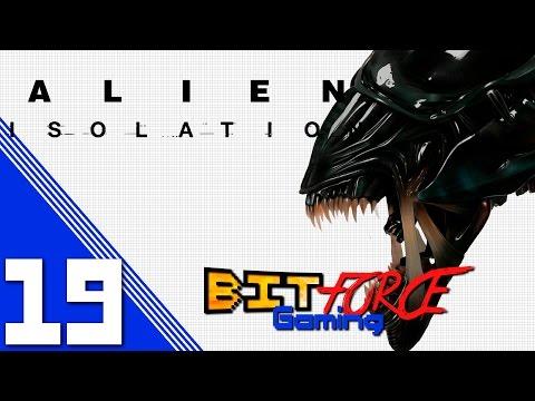 Alien Isolation - Part 19: Humane Assistance
