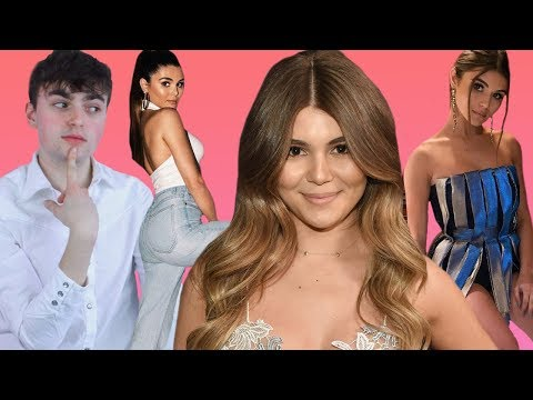 Reacting to Olivia Jade's Style (her 500K college bribe should have been spent on a better stylist)