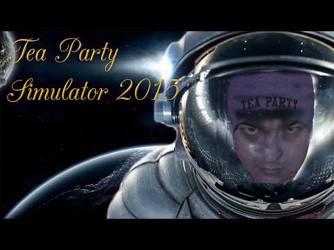 Tea In Space // Tea Party Simulator