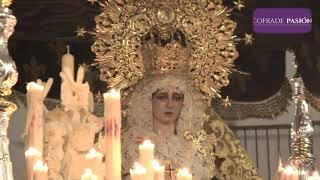 Virgen de la Victoria (Expiración) por Santa María, San Agustín y Nueva (Semana Santa Cádiz 2019)