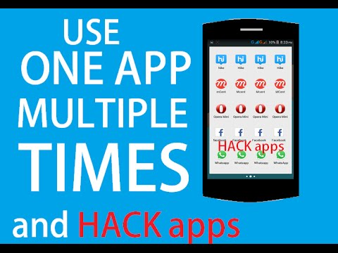 how to get multiple of the same app