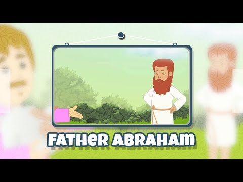 Father Abraham Had Many Sons | Bible Songs for Kids! Childrens Songs