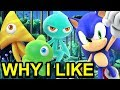 Why I Like Wisps in Sonic Games - Sonic Discussion - NewSuperChris