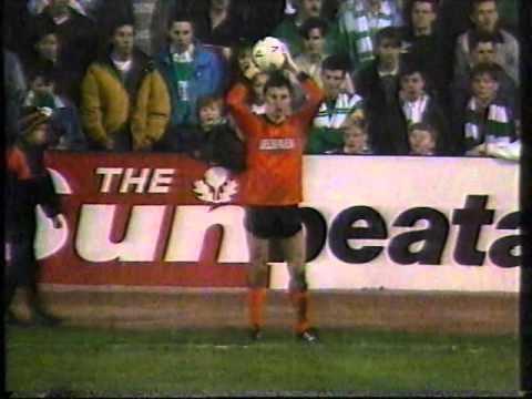 Dundee United 2-0 Celtic Tannadice Park 17 December 1988