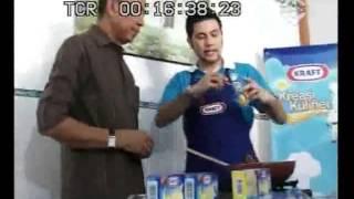 Mie Ayam Keju Pamulang CCN ( Liputan Trans TV With Bondan Winarno )
