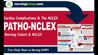 What are Cardiac Complications in the NCLEX Nursing KAMP's Related to Cardiac  2019