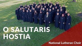 O Salutaris Hostia - Ešenvalds | National Lutheran Choir