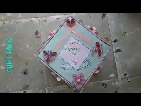 Best 10 crafts#origami /Exploding gift box,DIY,PAPER WORK,HOME MADE CRAFT