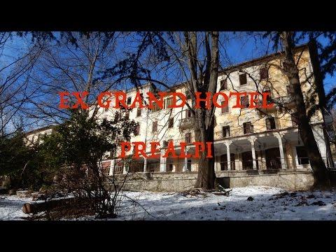 EX GRAND HOTEL PREALPI- Abandoned Luxury Hotel in Italy (URBEX ITALIA)