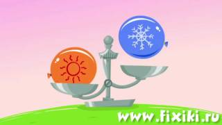 Фиксики - Фиксики о воздушных шарах