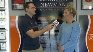 Carson-Newman Women's Basketball: Tori Griffin Previews the Backcourt 10-14-19