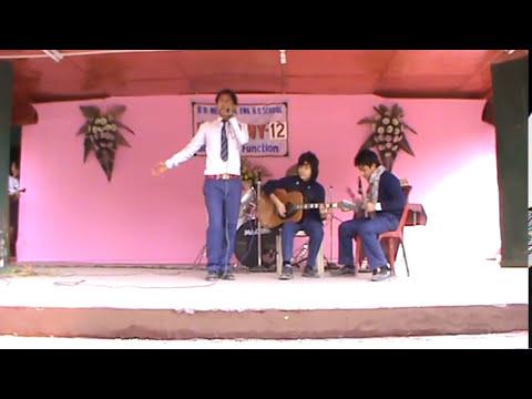 Allah ke bande - kailash kher ( Avishek pradhan acoustic cover)