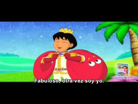 DORA LA EXPLORADORA: PIJAMADA MAGICA - Dora the Explorer´s Magic Sleepover - Trailer