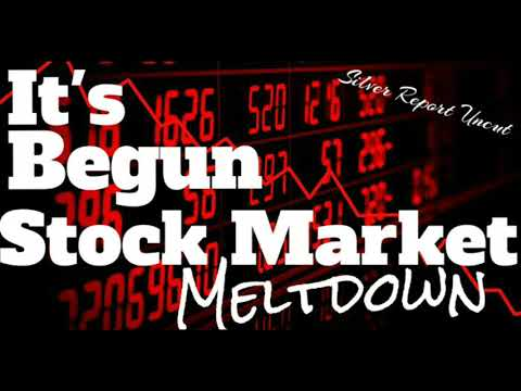 Economic Collapse News - Stock Market Correction Spreads Dow Jones Drops 1,400 Points on the Week