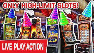 🔴 ONLY High-Limit Slots LIVE @ Cosmo Las Vegas 🎊 Party Prep Continues for a MASSIVE MILESTONE