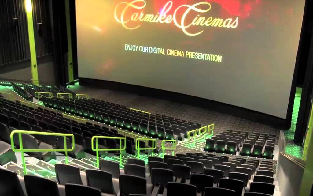Imax Cinema 3d Cinema Construction Youtube