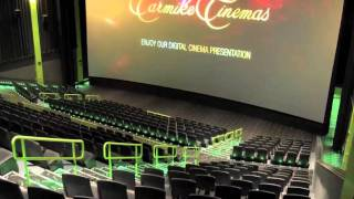 IMAX Cinema | 3D Cinema Construction