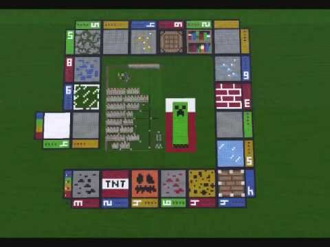 Minecraft board game don 39 t wake the creeper 2 0 youtube for The game mind craft