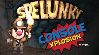 One Life To Live - Spelunky