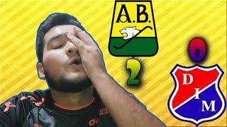 Reacción Bucaramanga 2 vs 0 Medellín | El paso a semifinal | Liga Águila 2018 II