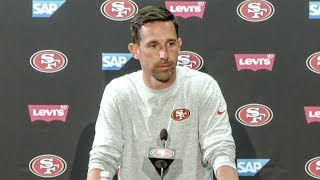Kyle Shanahan Breaks Down the First Days of OTAs