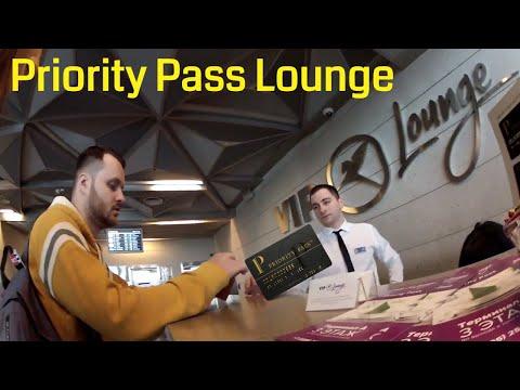 Бизнес Зал Внуково | VKO Lounge PriorityPass