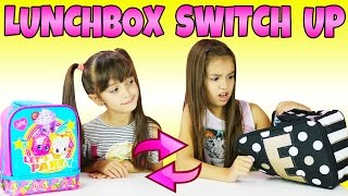 The LUNCHBOX Switch Up Challenge